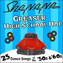 Sha Na Na Greaser High School Hop CD cover